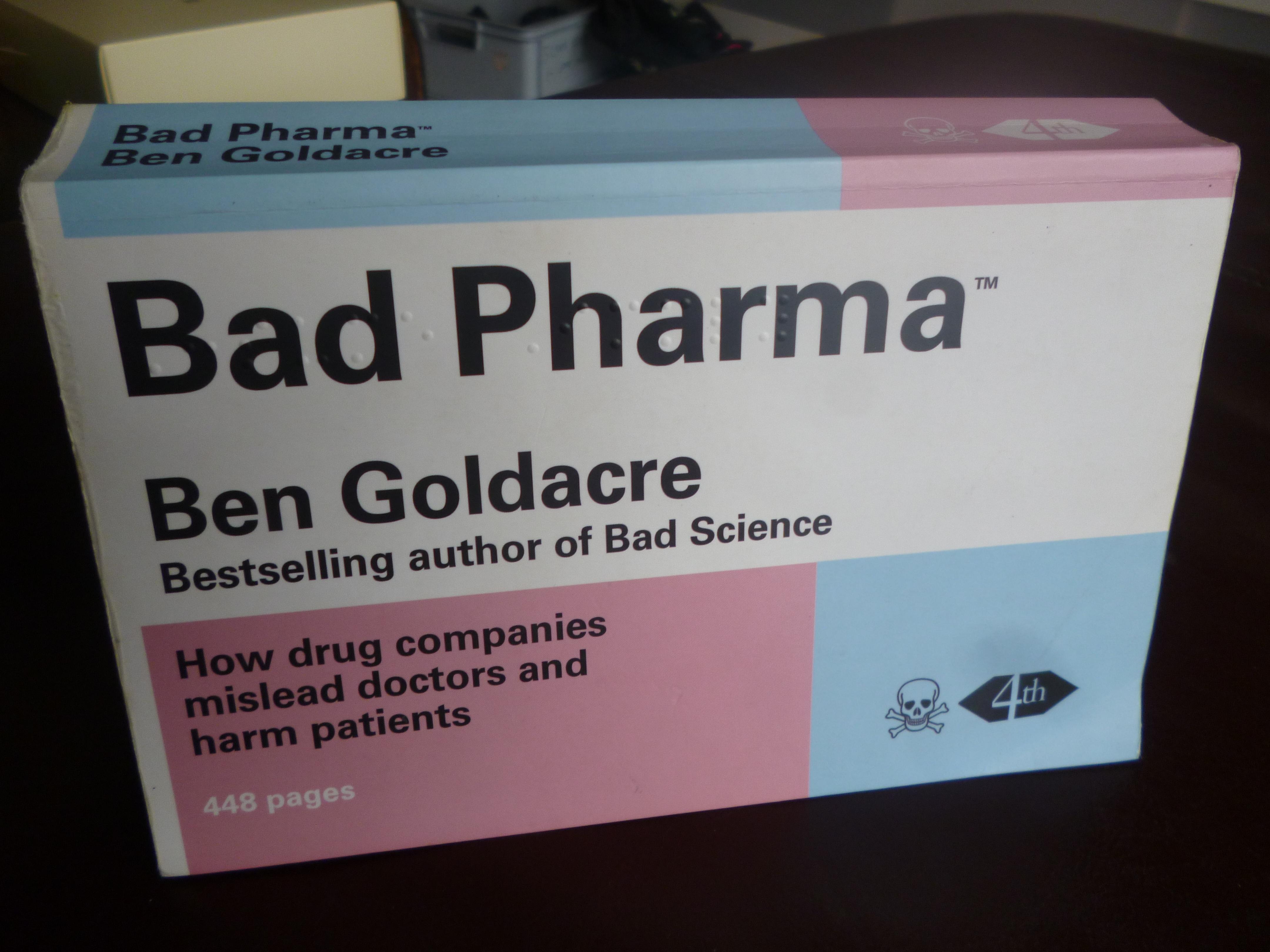 Pharma pdf goldacre bad ben